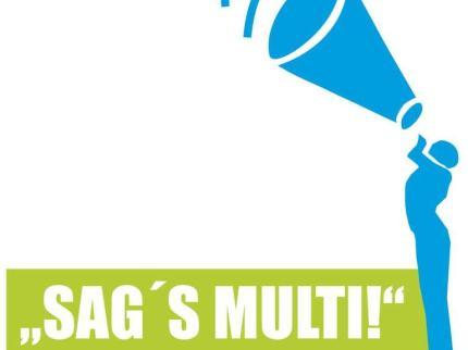© SAG'S MULTI! Logo
