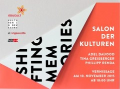 Salon der Kulturen - Shifting Memories