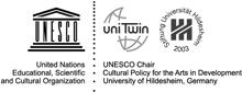 Logo UNESCO-Chair Hildesheim_sw